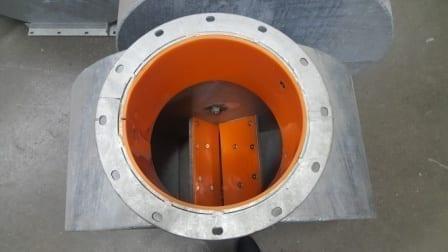High Energy Orange Liner
