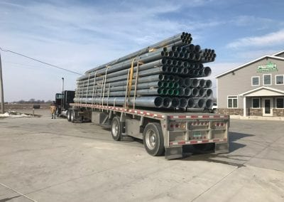 Spout truck load 2