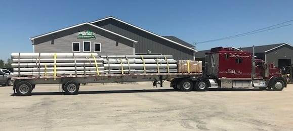 stainless truck load 2145